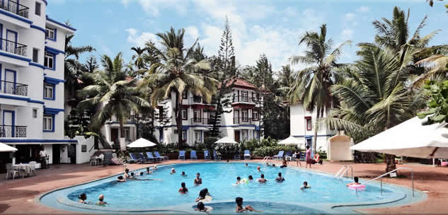Royal Palms Resort. Benaulim, Goa