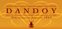 DANDOY - The Delicious World of Biscuiterie
