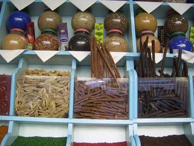 Nubian Natural Herbs and Spices